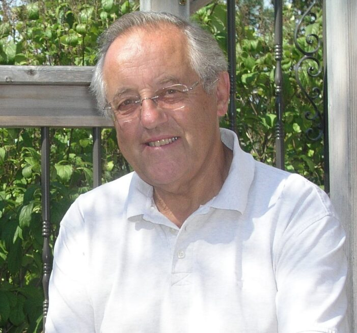 Frederick Dickman, 83, of Oxford
