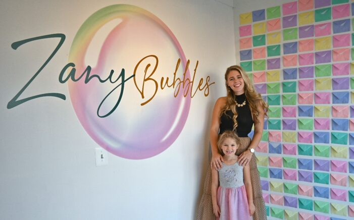 Lake Orion native encourages self-love with new selfie shop